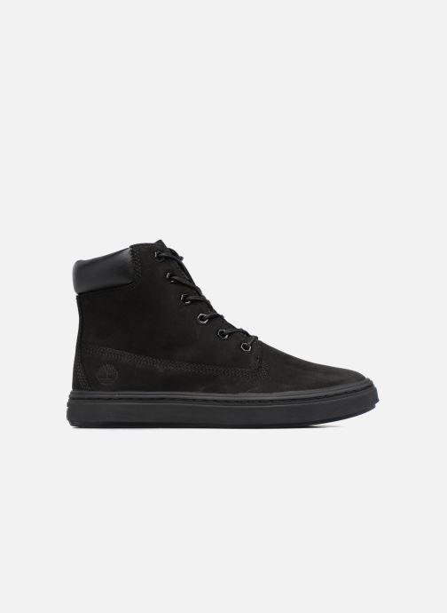 Sneakers Timberland Londyn 6 Inch Zwart achterkant