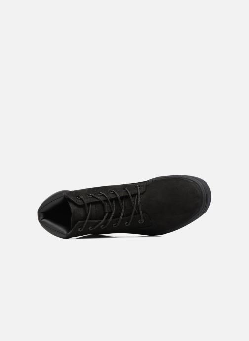 Trainers Timberland Londyn 6 Inch Black view from the left