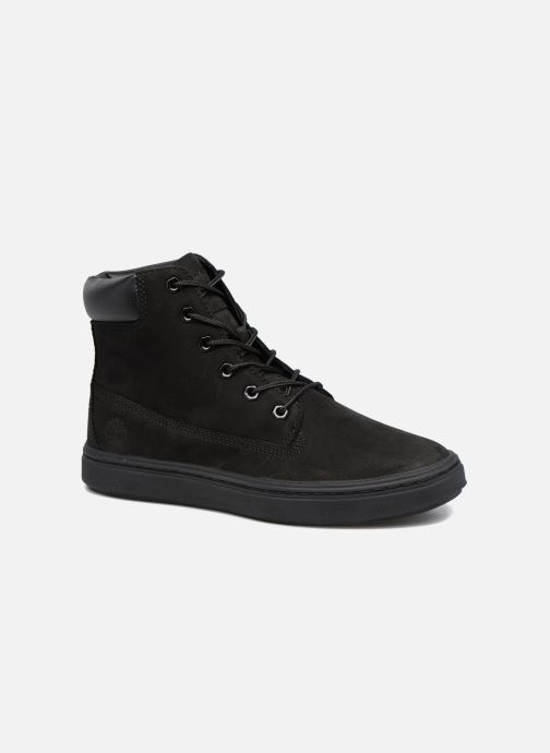 Trainers Timberland Londyn 6 Inch Black detailed view/ Pair view