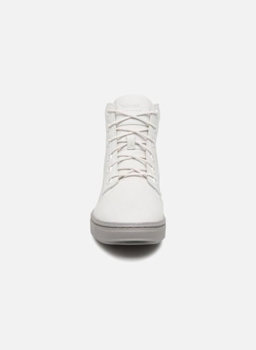 Baskets Timberland Londyn 6 Inch Blanc vue portées chaussures