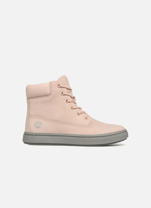 Timberland Londyn 6 Inch (Rosa) - Sneakers chez Sarenza (341912) 2b3a6df094e