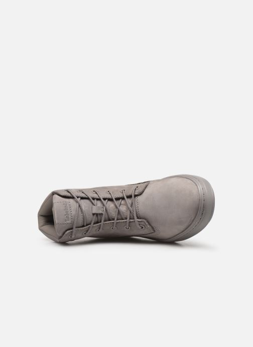 Sneakers Timberland Londyn 6 Inch Grigio immagine sinistra