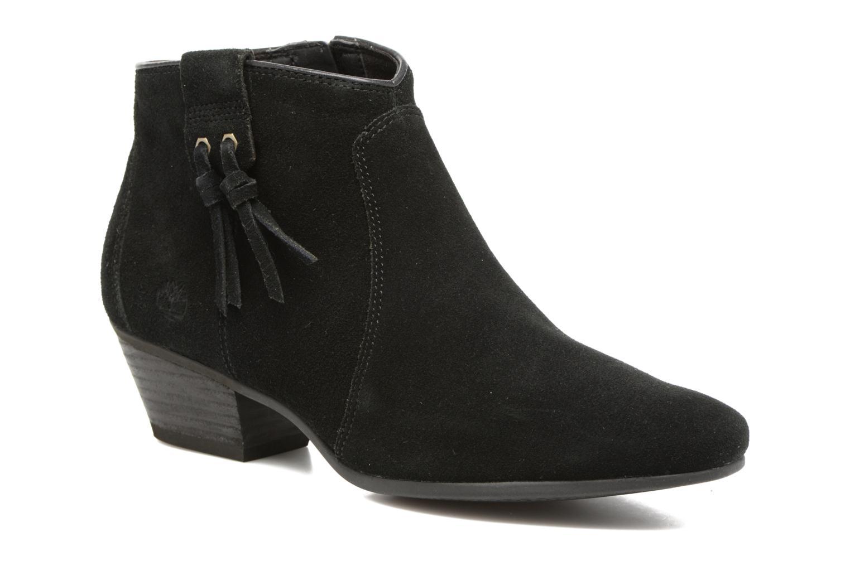 Stiefeletten & Boots Timberland Carleton Tassle Boot schwarz detaillierte ansicht/modell