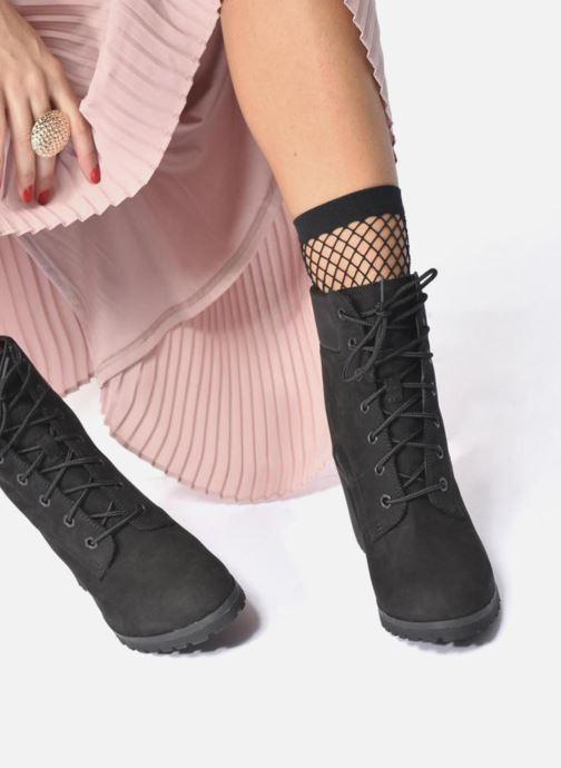 Bottines et boots Timberland Allington 6in Lace Up Marron vue bas / vue portée sac