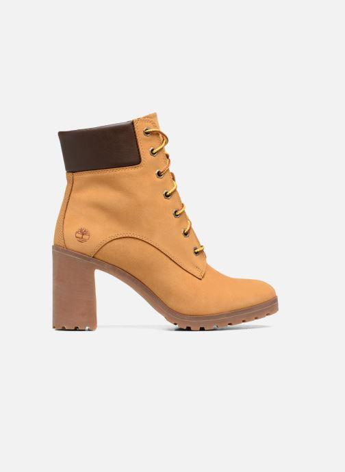 Boots en enkellaarsjes Timberland Allington 6in Lace Up Bruin achterkant