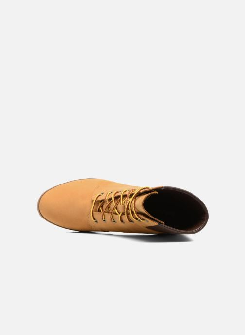 Botines  Timberland Allington 6in Lace Up Marrón vista lateral izquierda