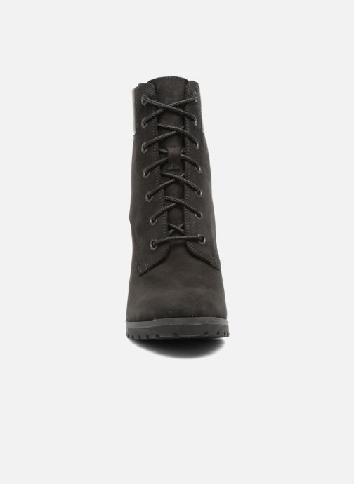 Boots en enkellaarsjes Timberland Allington 6in Lace Up Zwart model