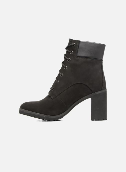 Ankle boots Timberland Allington 6in Lace Up Black front view