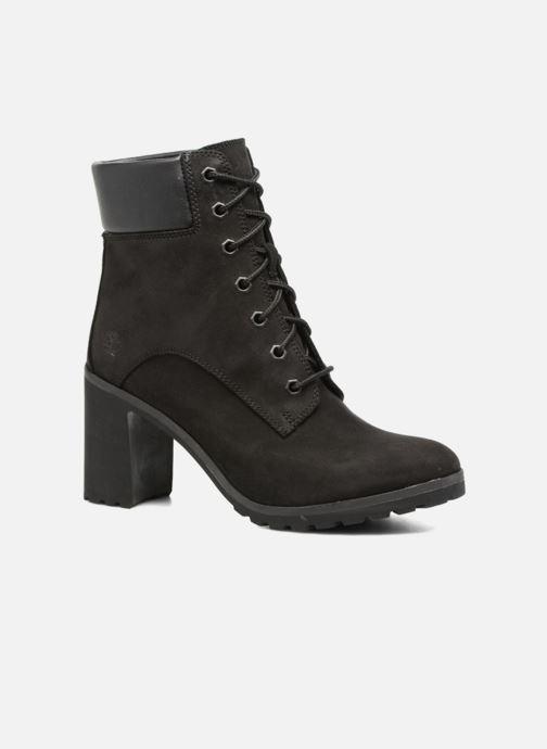 Bottines et boots Timberland Allington 6in Lace Up Noir vue détail/paire