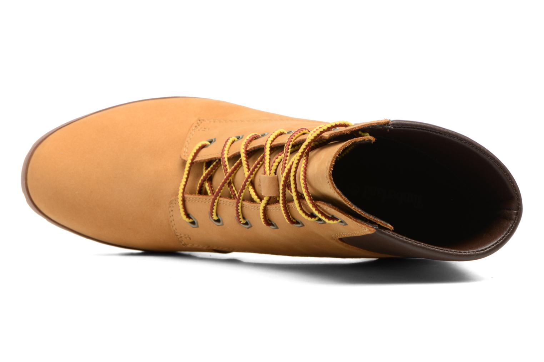Stiefeletten & Boots Timberland Allington 6in Lace Up braun ansicht von links