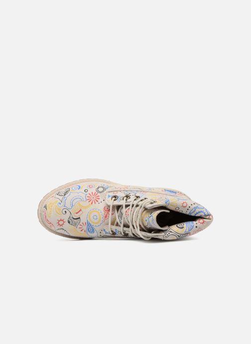 Botines  Timberland 6in Premium Boot - W Multicolor vista lateral izquierda