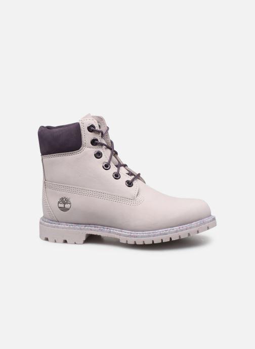 Bottines et boots Timberland 6in Premium Boot - W Violet vue derrière