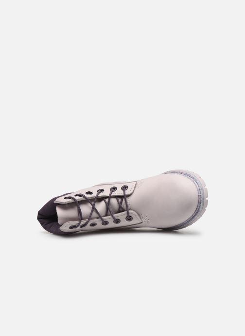 Bottines et boots Timberland 6in Premium Boot - W Violet vue gauche