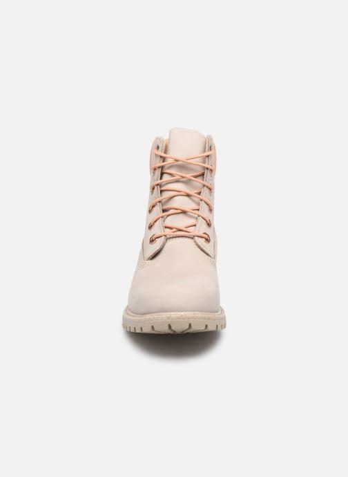Boots en enkellaarsjes Timberland 6in Premium Boot - W Beige model