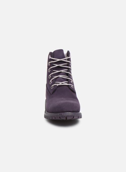 Boots en enkellaarsjes Timberland 6in Premium Boot - W Paars model