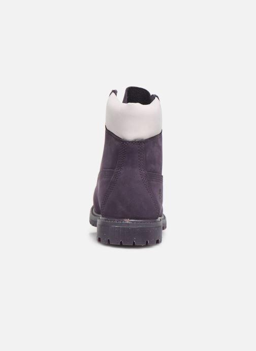 Boots en enkellaarsjes Timberland 6in Premium Boot - W Paars rechts