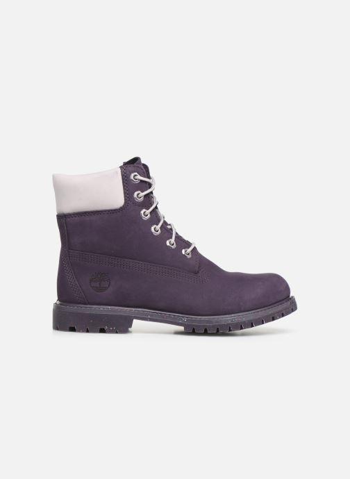 Boots en enkellaarsjes Timberland 6in Premium Boot - W Paars achterkant