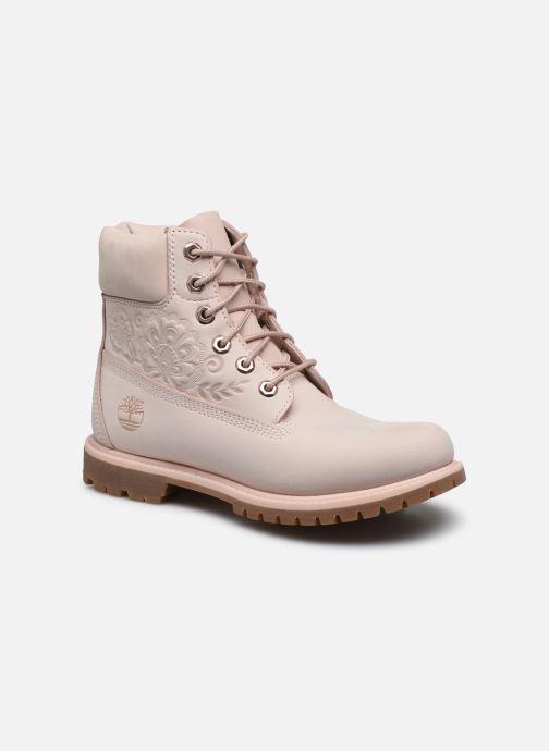 Stivaletti e tronchetti Timberland 6in Premium Boot - W Rosa vedi dettaglio/paio