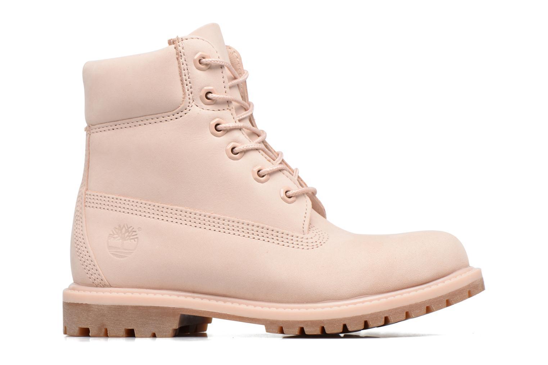 Stiefeletten & Boots Timberland 6in Premium Boot - W rosa ansicht von hinten