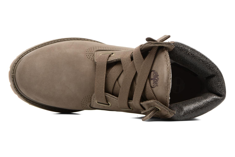 Stiefeletten & Boots Timberland 6in Premium Boot - W grün ansicht von links