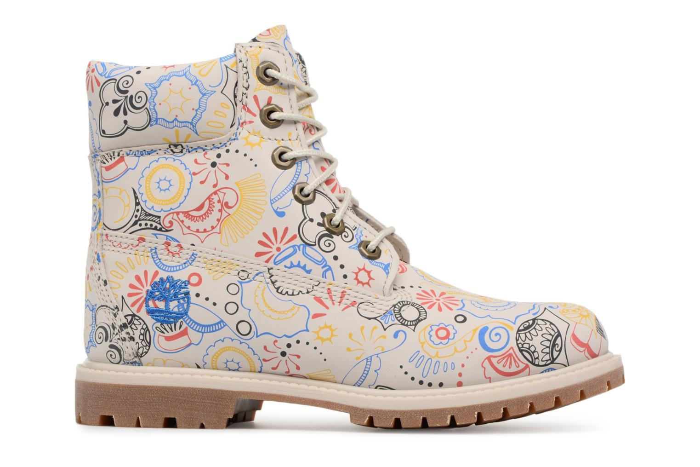 Bottines et boots Timberland 6in Premium Boot - W Multicolore vue derrière