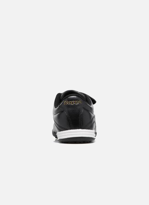 Zapatillas de deporte Kappa Parek TG Kide EV Negro vista lateral derecha