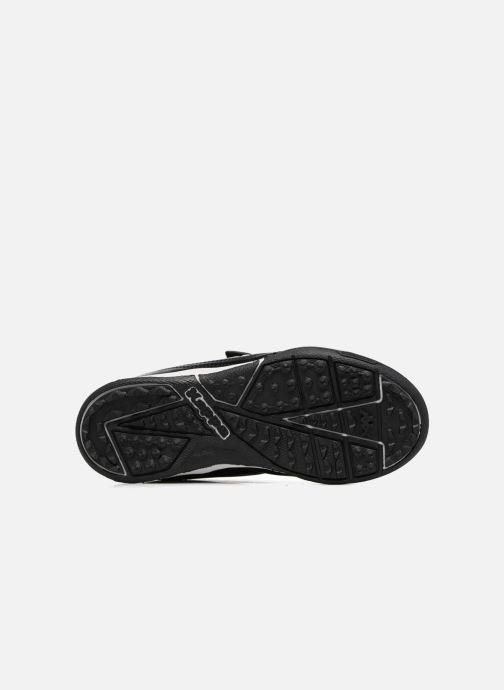 Chaussures de sport Kappa Parek TG Kide EV Noir vue haut