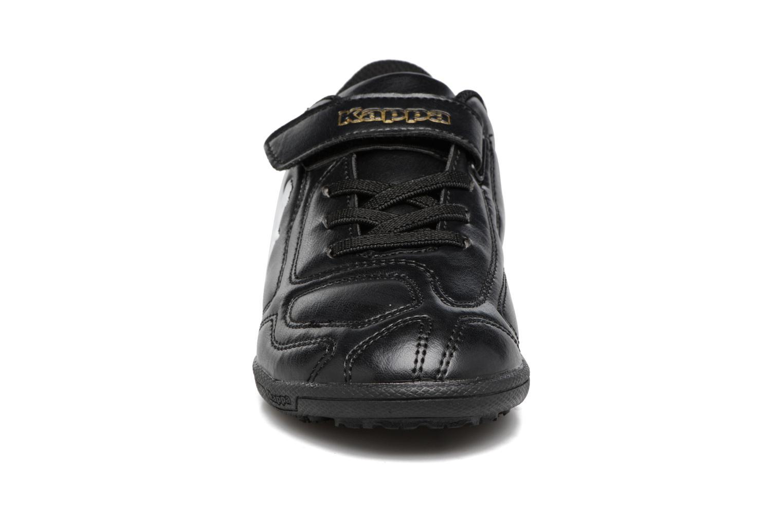 Chaussures de sport Kappa Parek TG Kide EV Noir vue portées chaussures