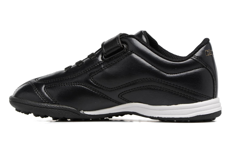 Chaussures de sport Kappa Parek TG Kide EV Noir vue face