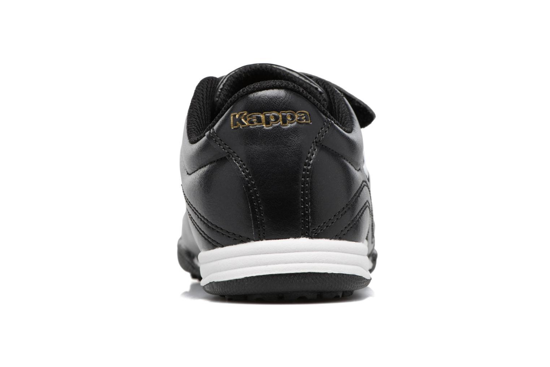 Chaussures de sport Kappa Parek TG Kide EV Noir vue droite