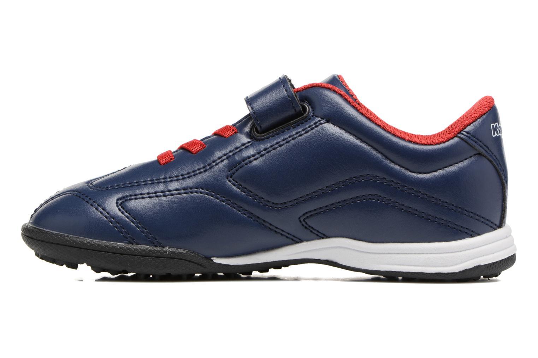 Chaussures de sport Kappa Parek TG Kide EV Bleu vue face