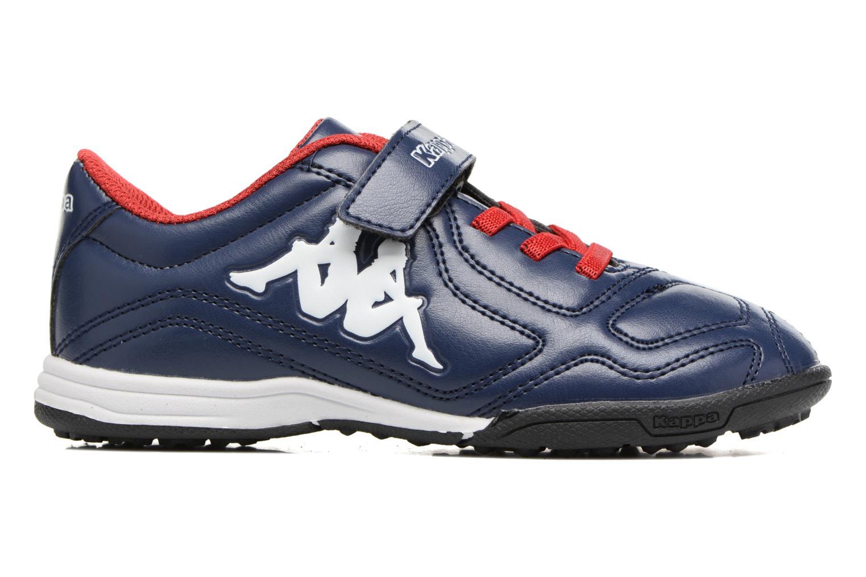 Chaussures de sport Kappa Parek TG Kide EV Bleu vue derrière