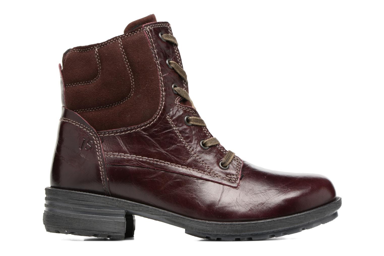 Boots en enkellaarsjes Josef Seibel Sandra 64 Bordeaux achterkant