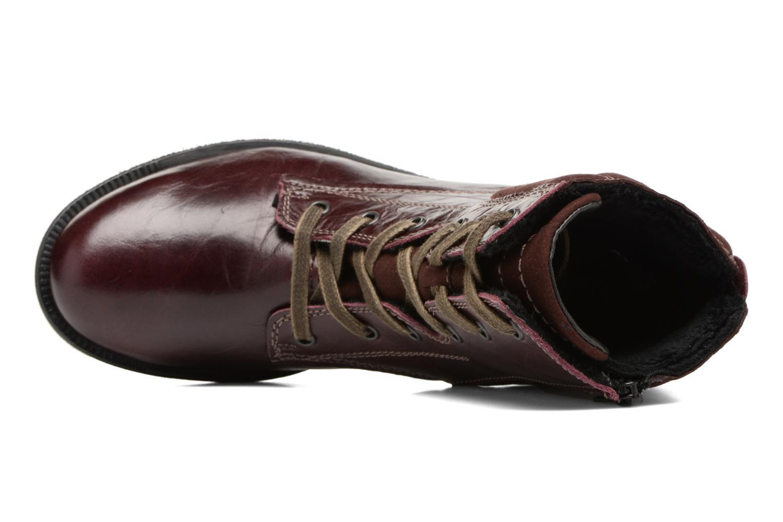 Boots en enkellaarsjes Josef Seibel Sandra 64 Bordeaux links