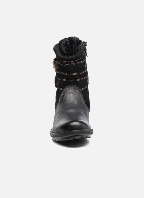 Josef Seibel 72noirBottines Boots Chez302764 Sandra Et 76vbYgyIf