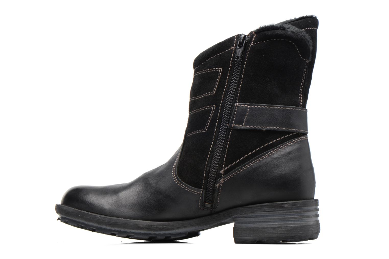 Bottines et boots Josef Seibel Sandra 72 Noir vue face