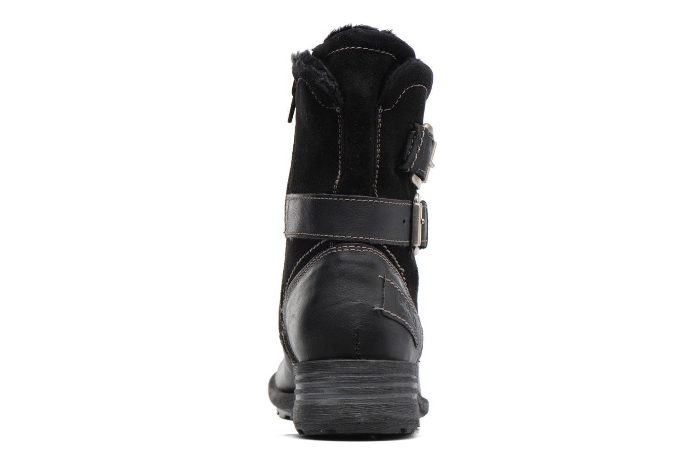 Bottines et boots Josef Seibel Sandra 72 Noir vue droite