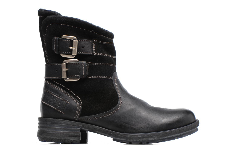 Bottines et boots Josef Seibel Sandra 72 Noir vue derrière