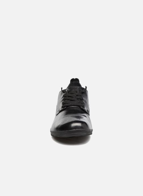 Chaussures à lacets Josef Seibel Naly 11 Noir vue portées chaussures