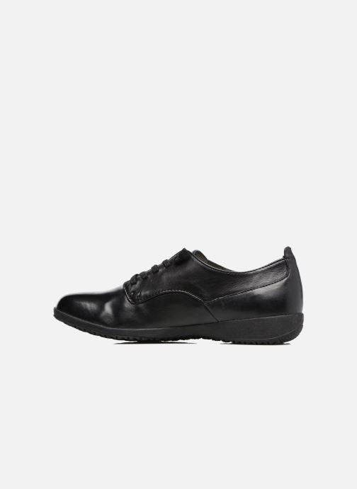 Chaussures à lacets Josef Seibel Naly 11 Noir vue face