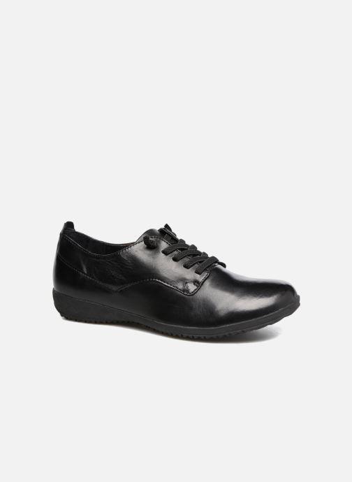 Chaussures à lacets Josef Seibel Naly 11 Noir vue détail/paire