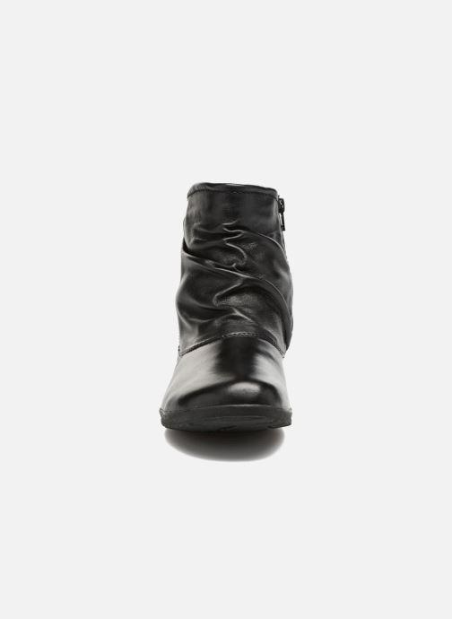 Stiefeletten & Boots Josef Seibel Naly 01 schwarz schuhe getragen
