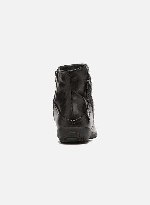 Stiefeletten & Boots Josef Seibel Naly 01 schwarz ansicht von rechts