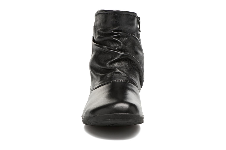 Bottines et boots Josef Seibel Naly 01 Noir vue portées chaussures