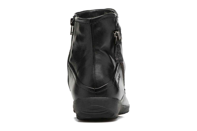 Bottines et boots Josef Seibel Naly 01 Noir vue droite