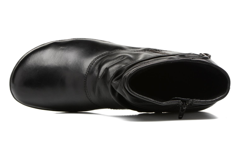 Bottines et boots Josef Seibel Naly 01 Noir vue gauche