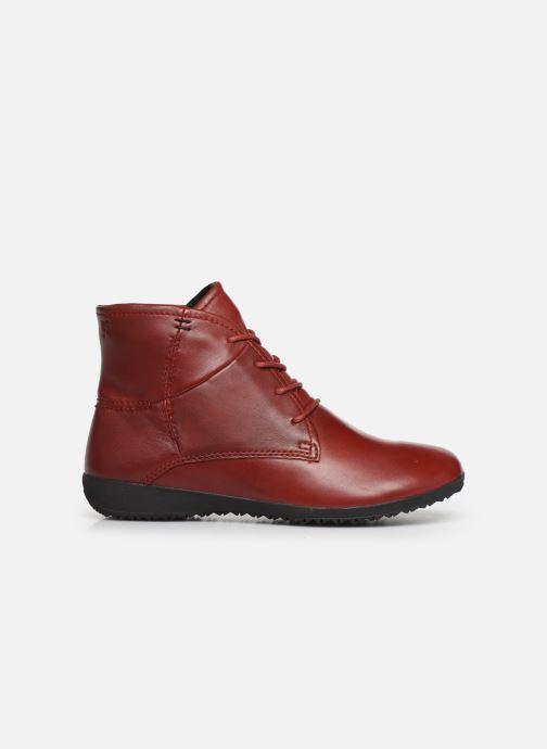 Bottines et boots Josef Seibel Naly 09 Rouge vue derrière