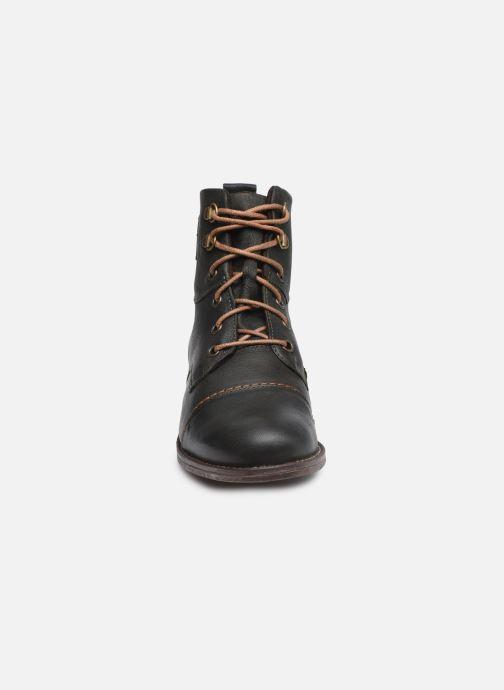 Ankelstøvler Josef Seibel Naly 09 Grøn se skoene på