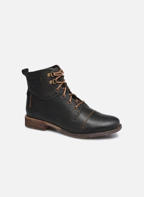 Bottines et boots Josef Seibel Naly 09 Vert vue détail/paire