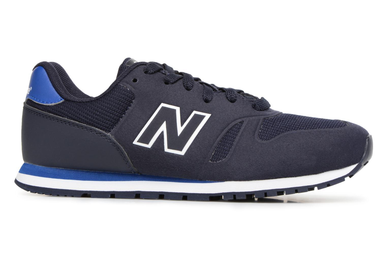 Sneaker New Balance KD373 blau ansicht von hinten